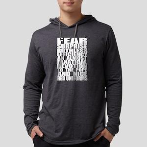 Fear, Surprise Long Sleeve T-Shirt