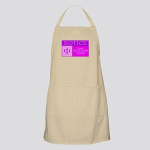 Hate Free Zone BBQ Apron