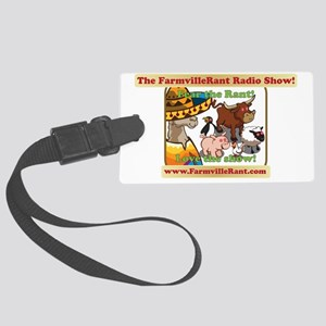feartherant Large Luggage Tag