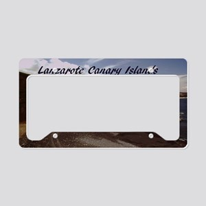 beach22x14 License Plate Holder