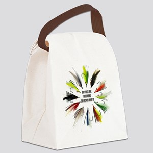 deceivers Canvas Lunch Bag