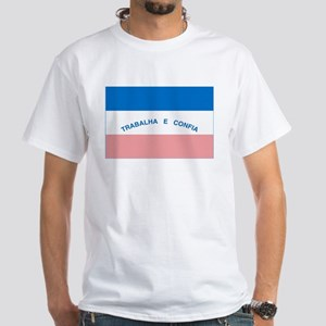 Espirito Santo White T-Shirt