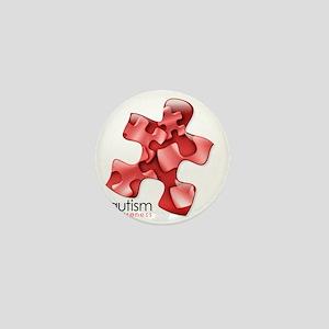 puzzle-v2-red Mini Button