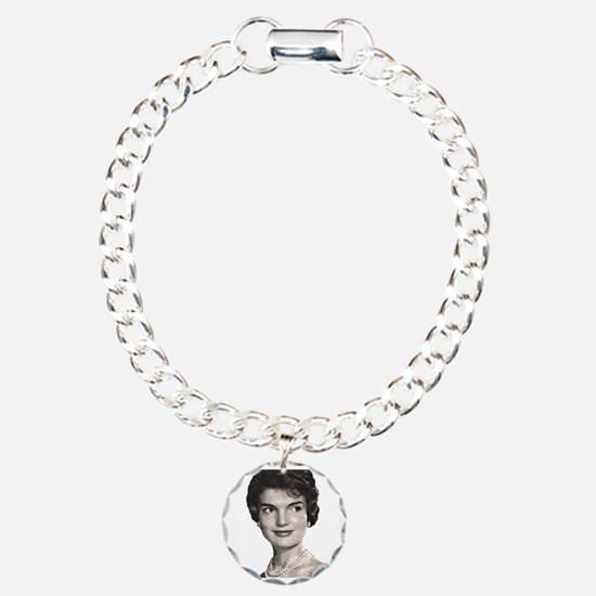 jackie close up t-shirt Bracelet