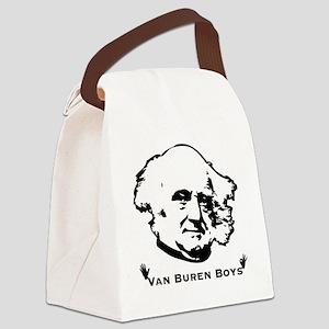 VanBurenBoysLIGHT Canvas Lunch Bag