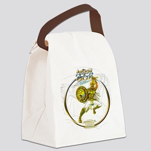 Mekonnen_ArmourOfGod-Trans3 Canvas Lunch Bag