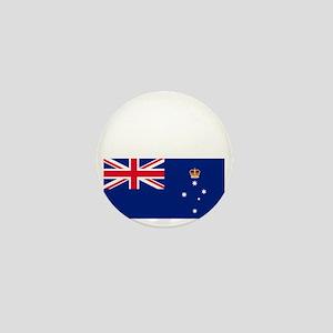 Victoria-Dark Mini Button