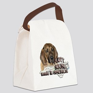 AMERICAN PLOTT HOUND Canvas Lunch Bag