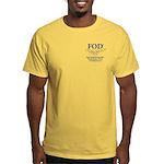 FOD GROUP Ash Grey T-Shirt