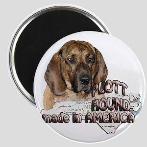 AMERICAN PLOTT HOUND Magnet