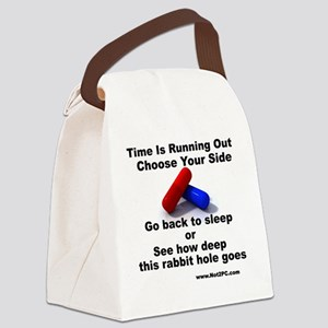 redpill Canvas Lunch Bag
