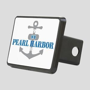 HI Pearl Harbor 2 Rectangular Hitch Cover
