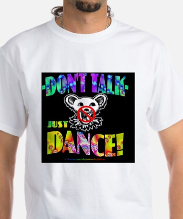 just dance rb mp White T-Shirt