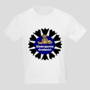 Blue Kindergarten Graduate Kids T-Shirt