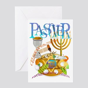 Passover greeting cards cafepress passover seder trans greeting card m4hsunfo