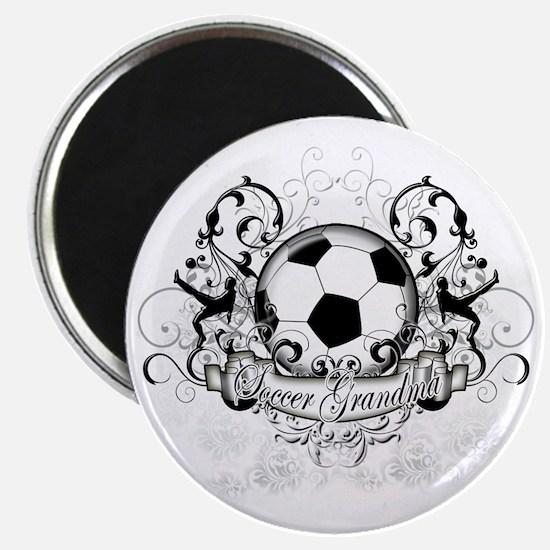 Soccer Grandma Magnet