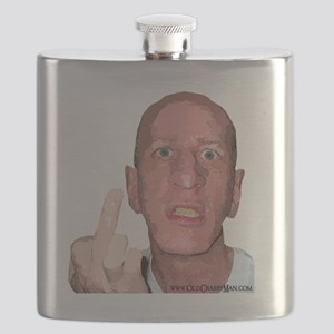 OldPissedOffMan Flask