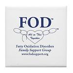 FOD GROUP Tile Coaster
