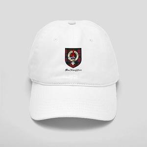 MacNaughton Clan Crest Tartan Cap