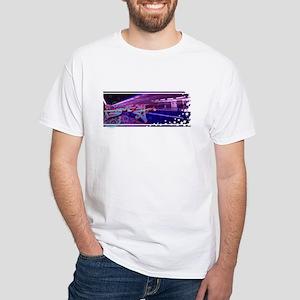Bomb Star signature White T-Shirt