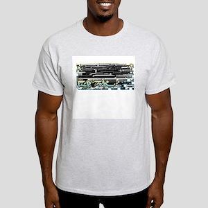 Play Time!! Ash Grey T-Shirt