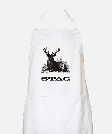 Stag BBQ Apron