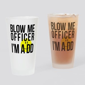 blowme Drinking Glass