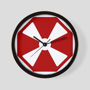 8th Army - South Korea - EUSA Wall Clock