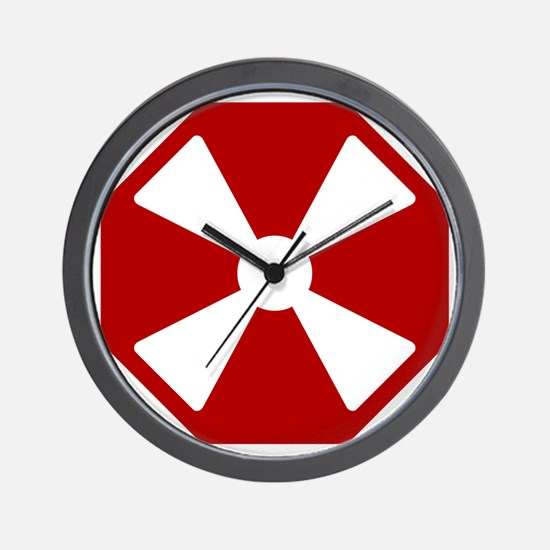 8th Army - South Korea - EUSA Wall Clock
