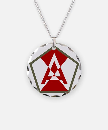 15th Army Necklace