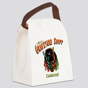 zombie-rn-T Canvas Lunch Bag