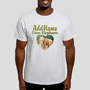 ELEPHANT LOVE Light T-Shirt
