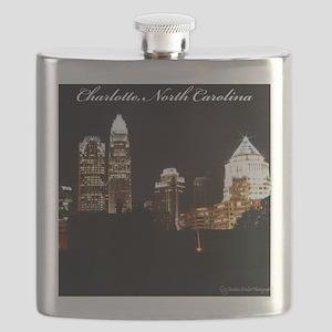 Charlotte Design Flask