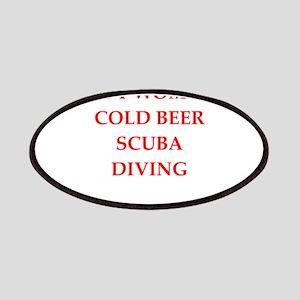 scuba diving Patches