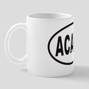 acadiaovals20113x5cp Mug
