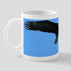 bald eagle 300ppi 12.1x6.1 Mug
