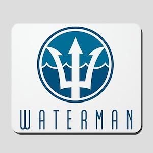 watermanlogo1 Mousepad
