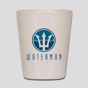 watermanlogo1 Shot Glass