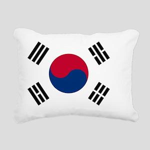rok-flag Rectangular Canvas Pillow