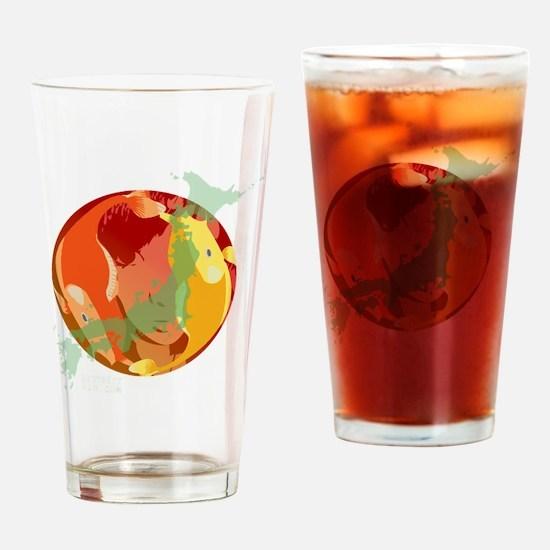 japanrelief2011_143 Drinking Glass