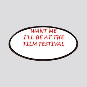 film festival Patches