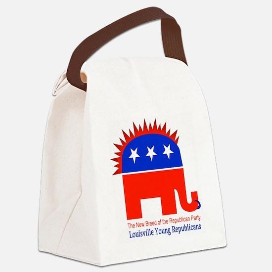 t-shirt2 Canvas Lunch Bag