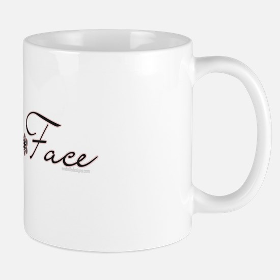 DOOL - Fancy Face Mug