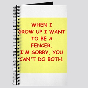 fencer Journal