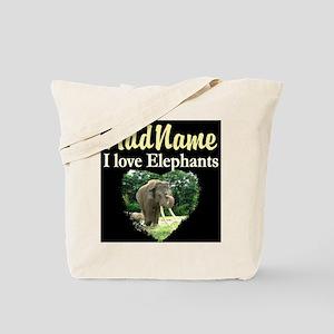 CUTE ELEPHANT Tote Bag