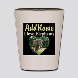CUTE ELEPHANT Shot Glass