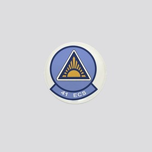 41st Electronic Combat Squadron Mini Button