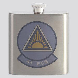 41st Electronic Combat Squadron Flask