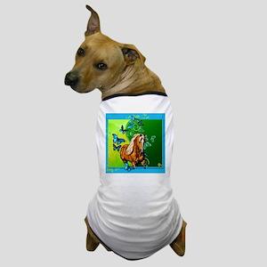 PalominoButterflies1 Dog T-Shirt