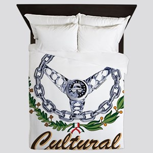 cultural lifestyle Queen Duvet
